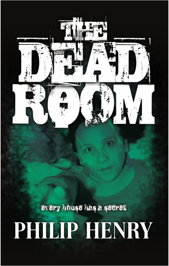 The Dead Room cover design by Ron McCann